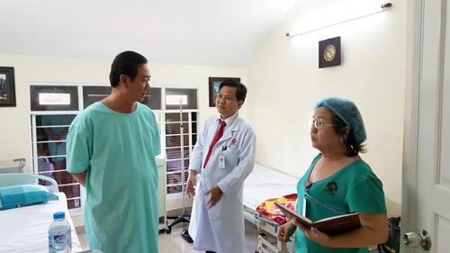 Hoàn thiện công tác chăm sóc bệnh nhân nội trú