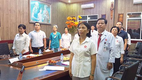 Chi bộ BVQT Minh Anh: Đại hội lần II, nhiệm kỳ 2017-2020