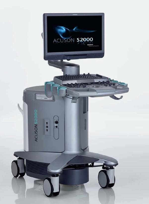 Acuson S2000