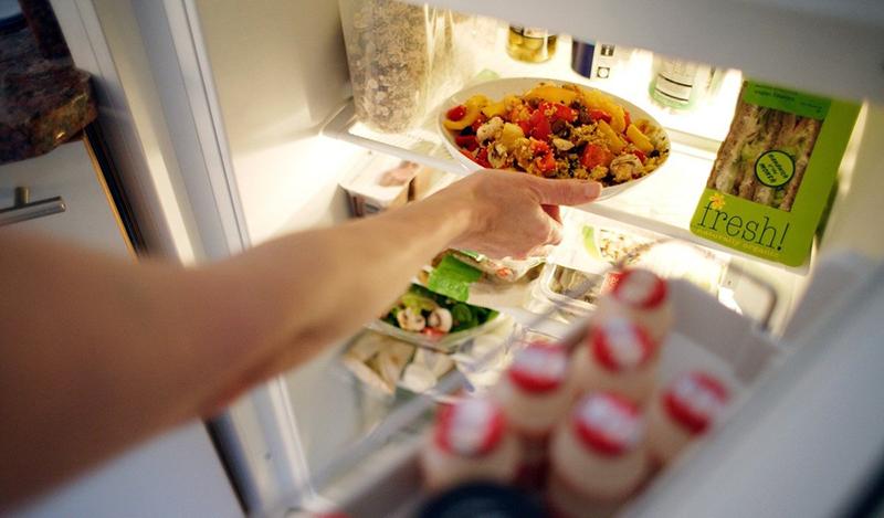 Bảo quản thức ăn - cái chạn - tủ lạnh